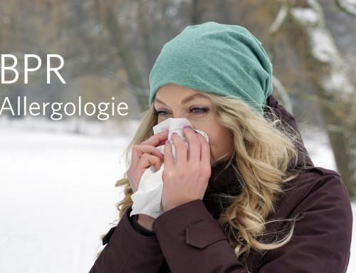 L'allergologie sur BPR